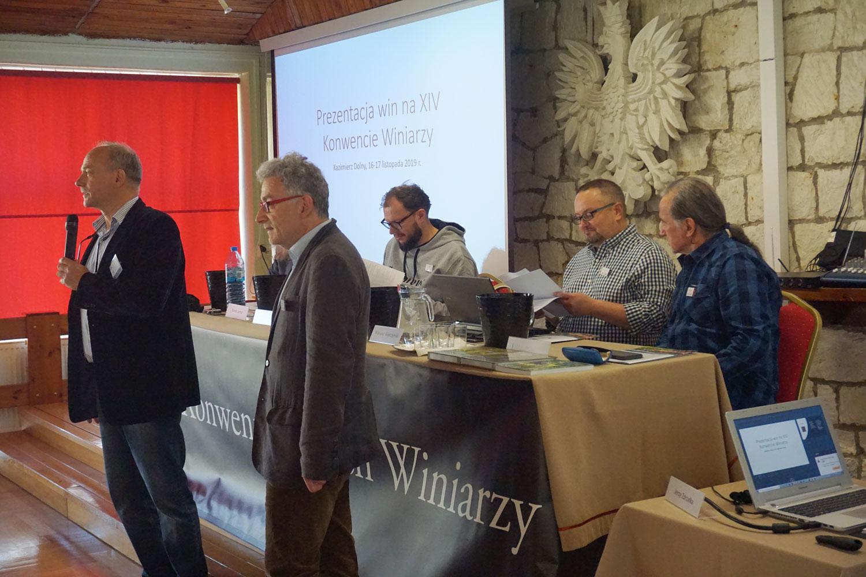 Konwent Polskich Winiarzy w Kazimierzu Dolnym