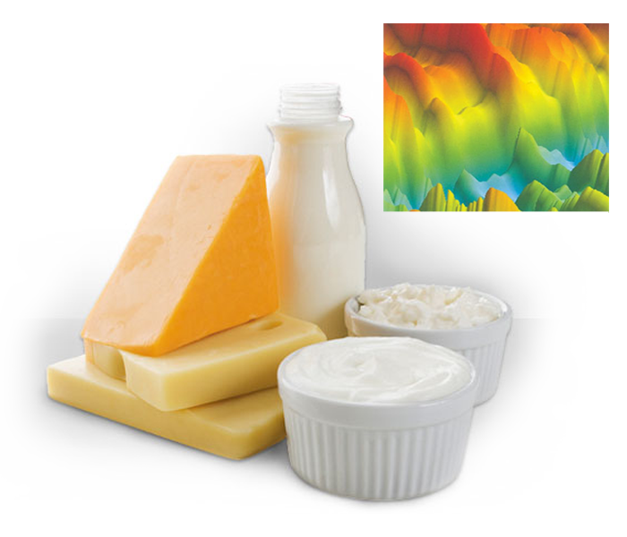Analiza produktów mleczarskich