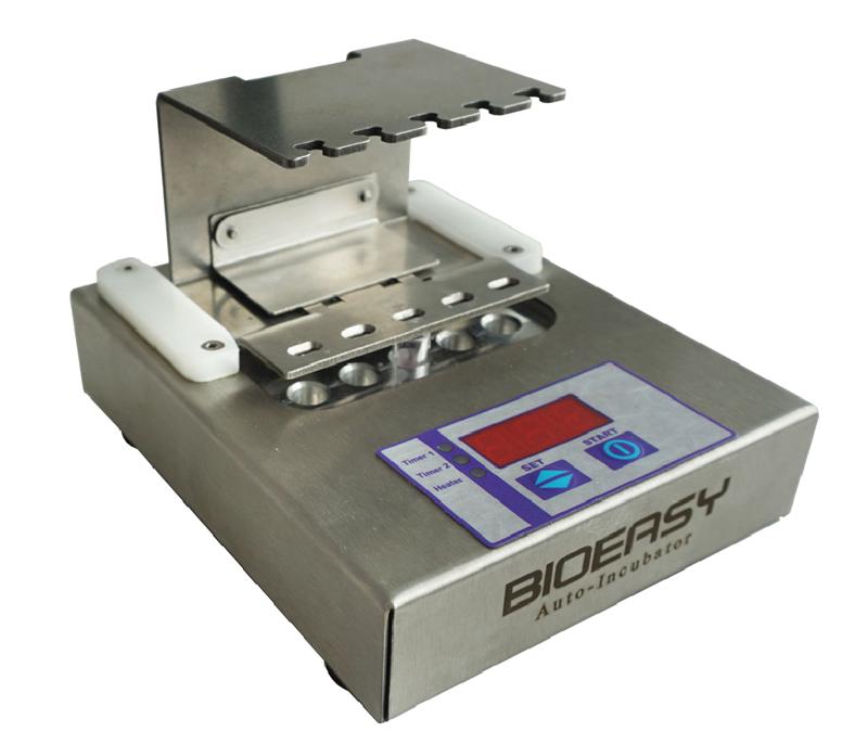 Przenośny inkubator od firmy Bioeasy