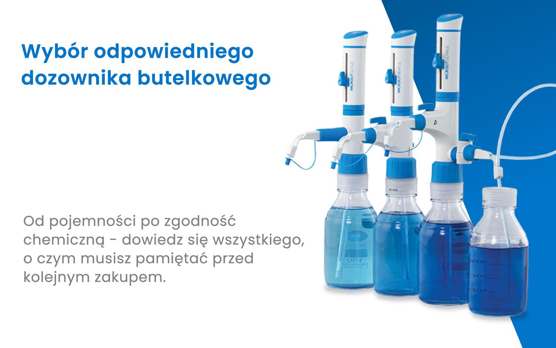 Jaki dozownik butelkowy wybrać? - poradnik